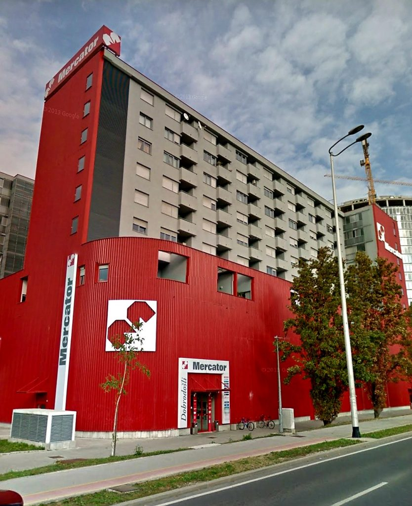 Trosobni stan, Zagrebačka avenija, Zagreb