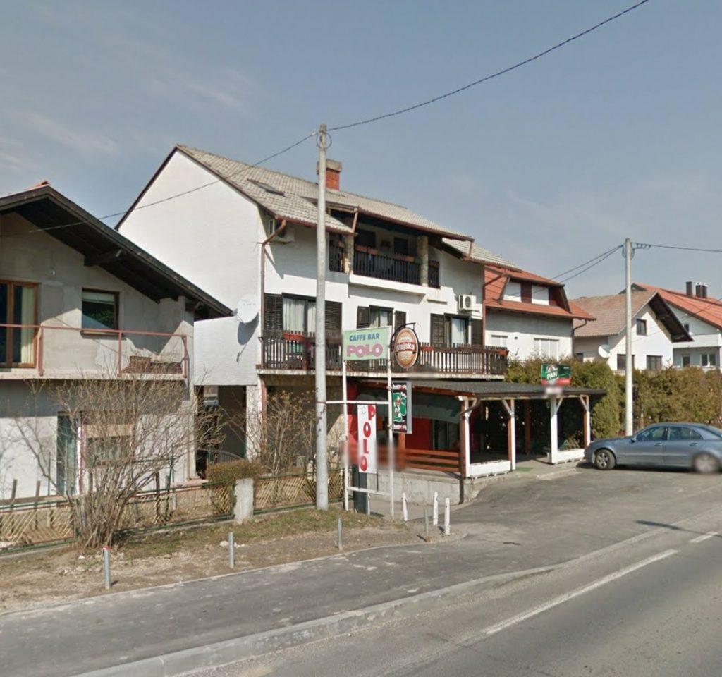 Kuća i dvorište, Varaždinska ulica, POPOVEC