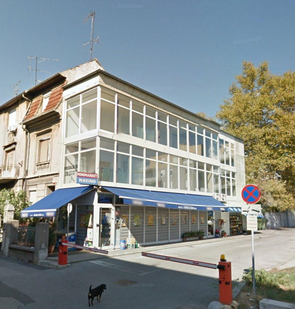 Poslovni prostor, Fijanova ulica, ZAGREB