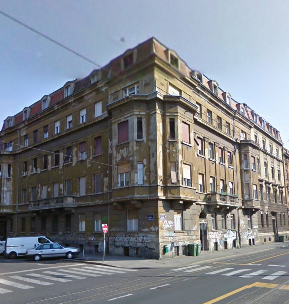 Trosoban stan, Mihanovićeva ulica, ZAGREB